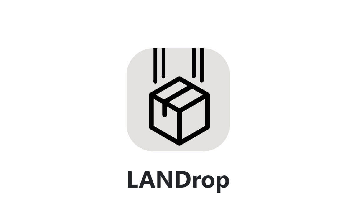 LANDrop